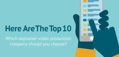 Top 10 explainer video companies