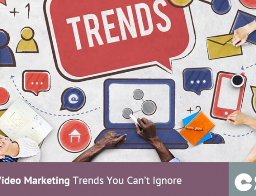 Top Video Marketing Trends That You Can't Ignore